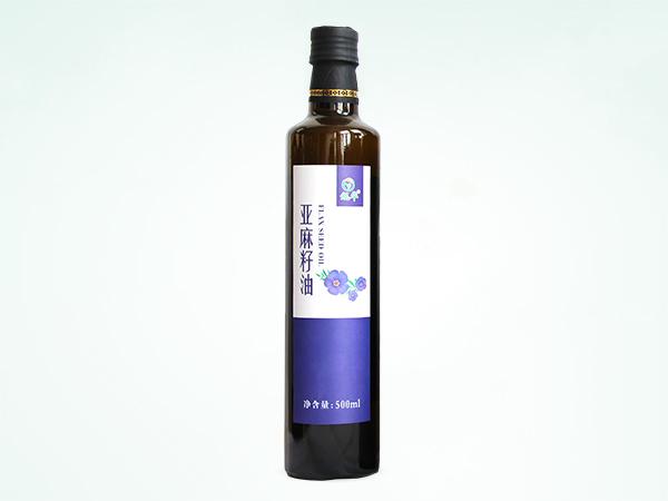 河南亚麻籽油厂家