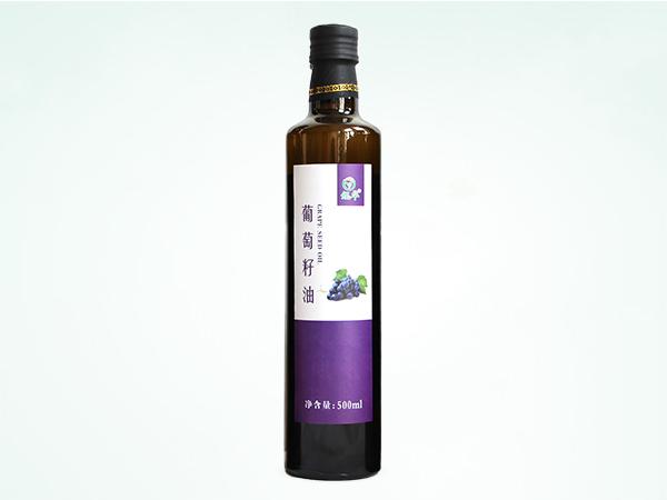葡萄籽油的应用